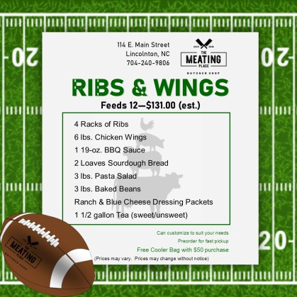 Ribs & Wings pack-square