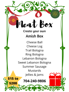 Meat Box - Amish