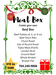 Meat Box - Beef