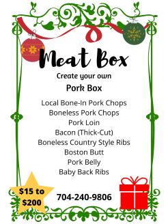 Meat Box - Pork
