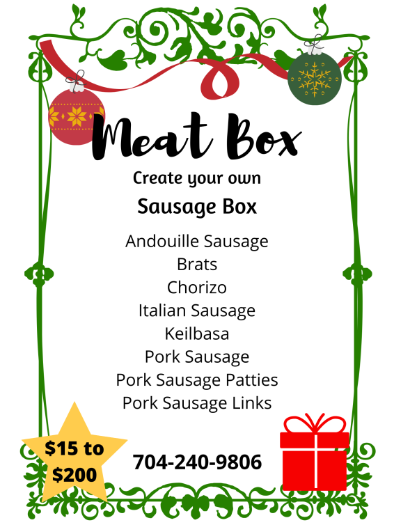 Meat Box- Sausage