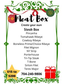 Meat Box - Steak